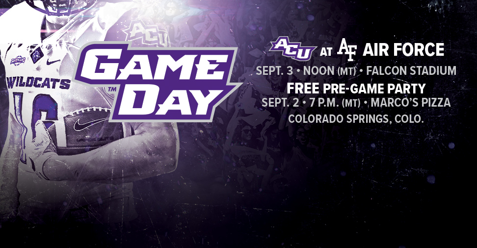 ACU-Air Force Pre-Game Party