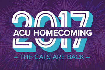 Homecoming 2017 around the corner
