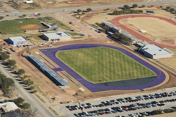 New track as fast as it is purple